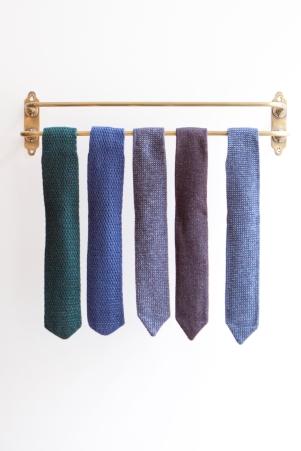 EUGENIA Tie tricot