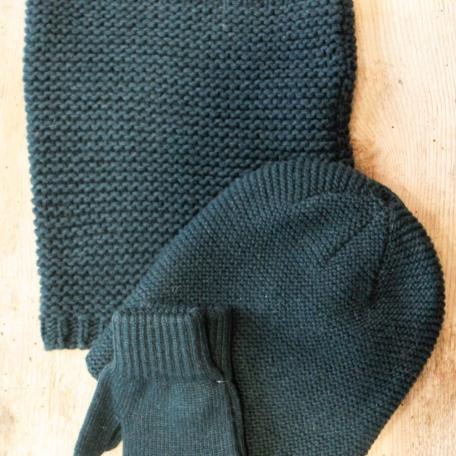 GIOVANNI Cap + EMILIANO Neck warmer + ALESSANDRO Gloves