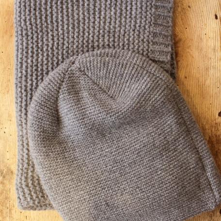 ITALO Hat + LUIGI Neck warmer